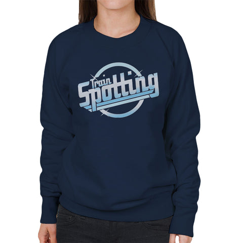 Trainspotting T2 The Strokes Logo Women's Sweatshirt