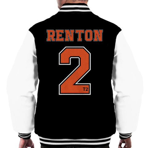 Trainspotting T2 Renton Number 2 Men's Varsity Jacket