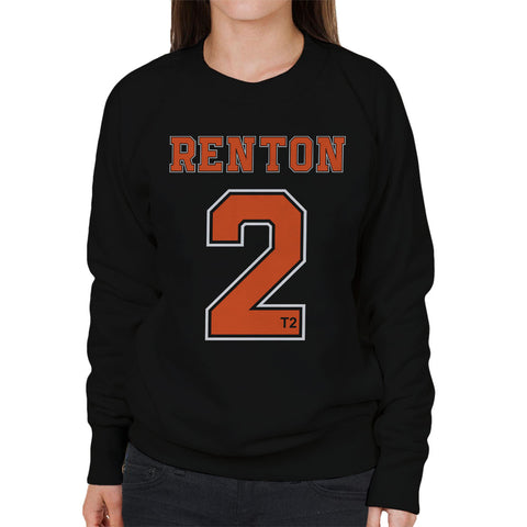 Trainspotting T2 Renton Number 2 Women's Sweatshirt