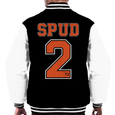Trainspotting T2 Spud Number 2 Men's Varsity Jacket