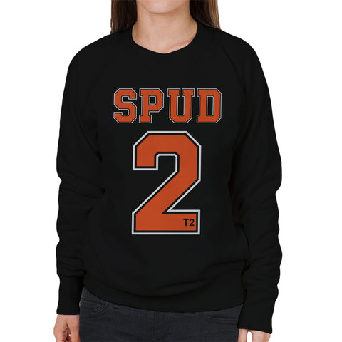 Trainspotting T2 Spud Number 2 Women's Sweatshirt