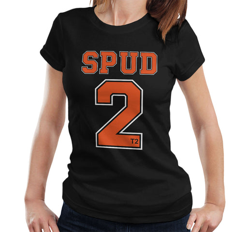 Trainspotting T2 Spud Number 2 Women's T-Shirt