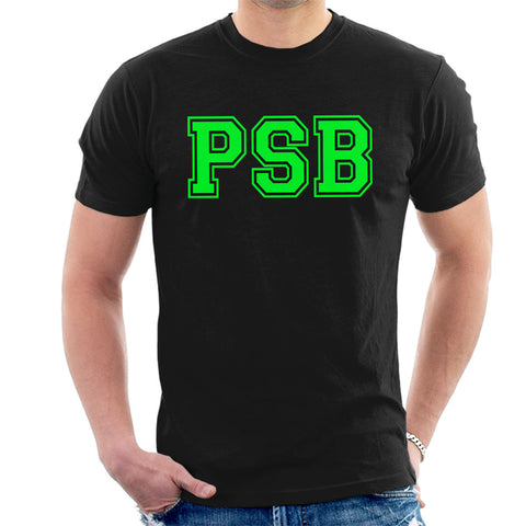Pet Shop Boys PSB Men's T-Shirt