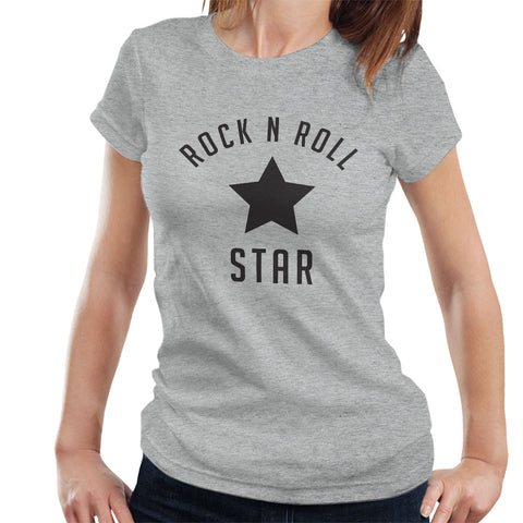 Oasis Inspired Rock N Roll Star Women's T-Shirt