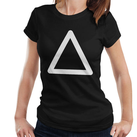 Bastille Inspired Triangle Symbol Women's T-Shirt