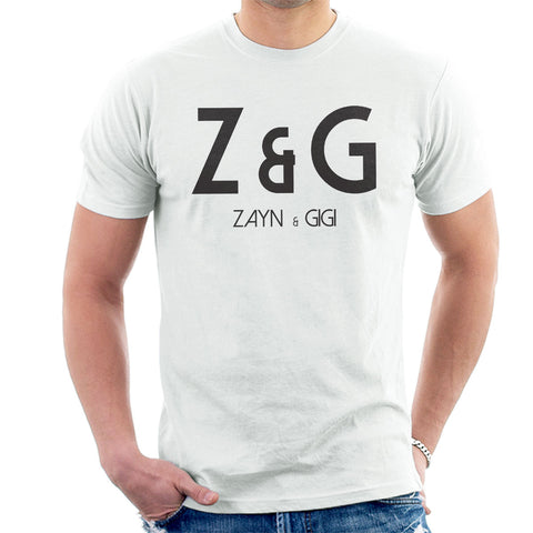 Zayn Malik Inspired Zayne & Gigi Men's T-Shirt
