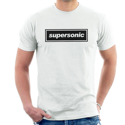 Oasis Inspired Supersonic Men's T-Shirt