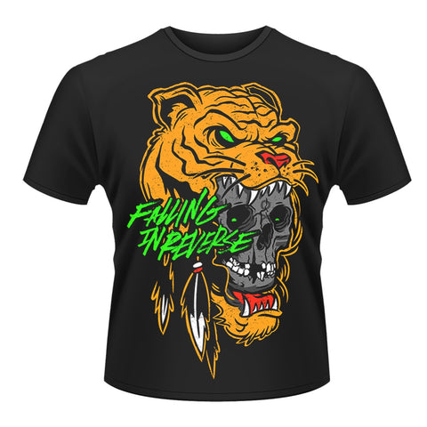 Falling In Reverse Lion Head Men's T-Shirt