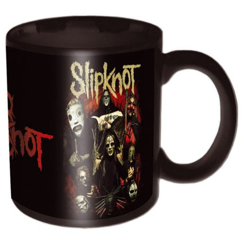 Slipknot Come Play Dying Boxed Mug