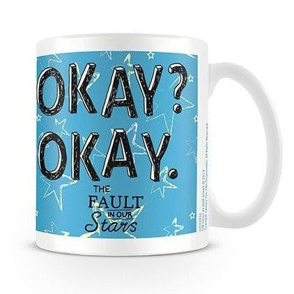 The Fault In Our Stars Okay Boxed Mug