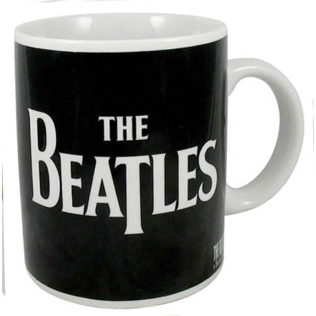 The Beatles Drop Logo Boxed Mug