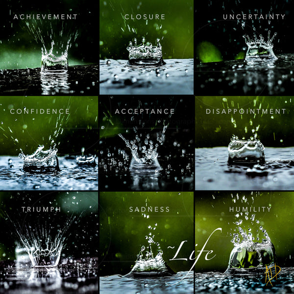 H2O Crowns of Life