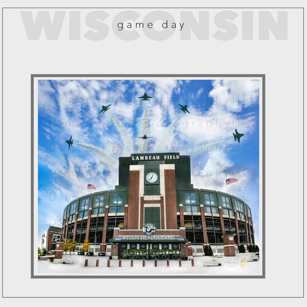 Rumble over Lambeau