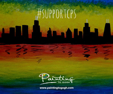 Support CPS - Paint for a Cause