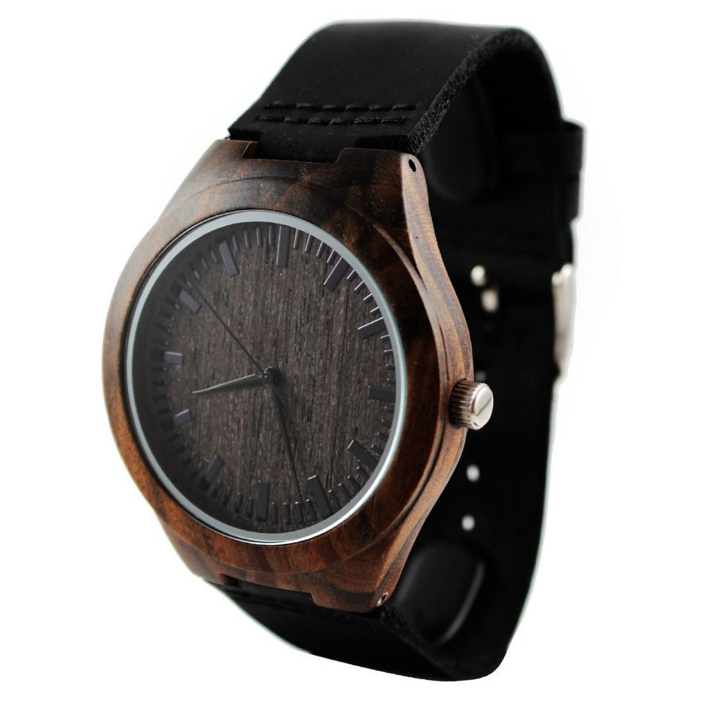 Must Have Wooden Watches - Watch!BDW