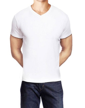 5 Secrets To Looking Great In A T-Shirt Woodnax Style