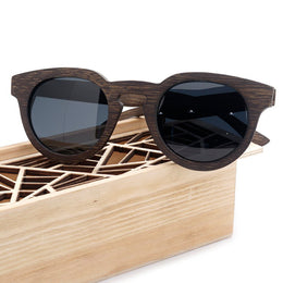 Oasis Wooden Sunglasses with Wooden Box