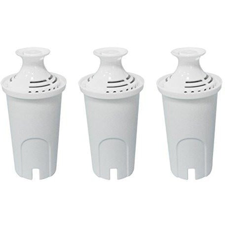 brita water filter. Compatible Brita Water Filter Pitcher Advanced Replacement Filters, 3 Count P
