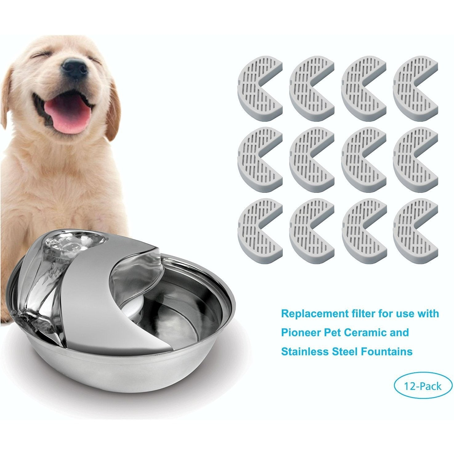 Filters for Pioneer Pet Ceramic