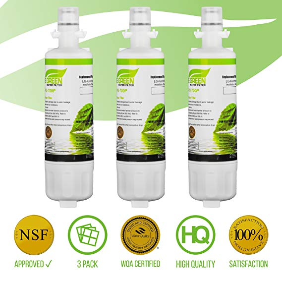 Refrigerator Water Filters - Pure Green Water Filter