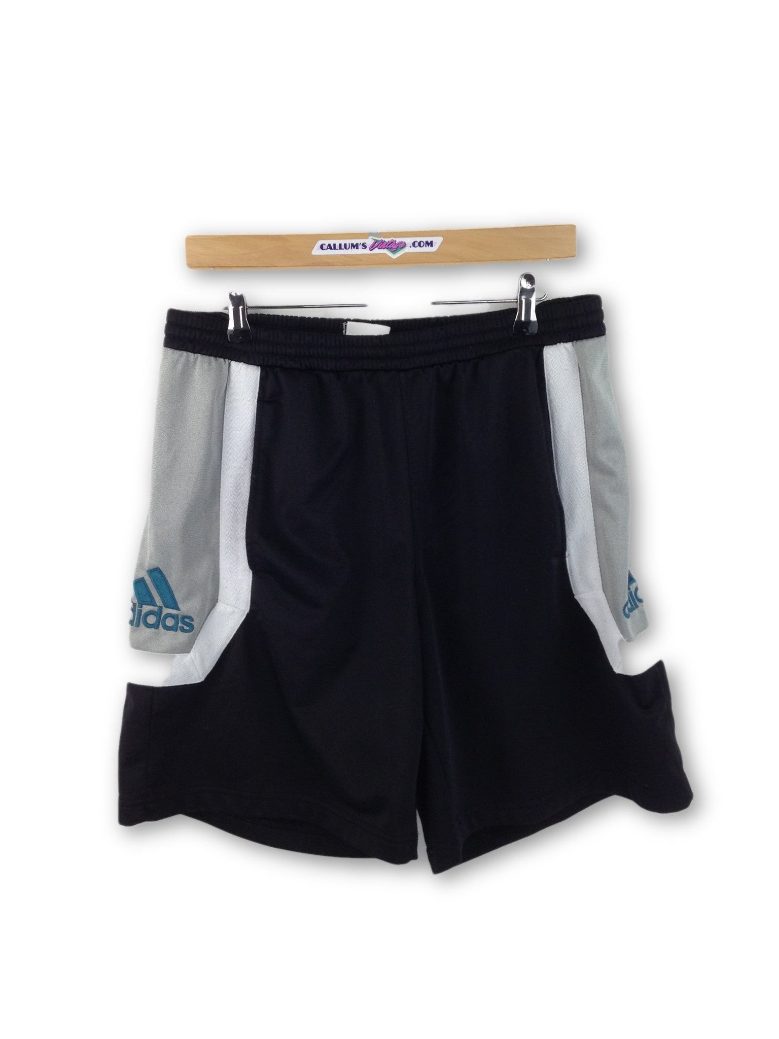 9a30bced123bc5 Adidas Logo Shorts Large - finderskeepers - 1