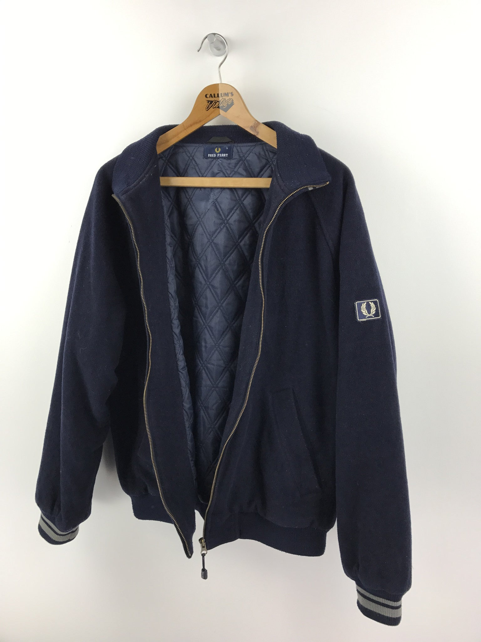 Fred perry jacket l