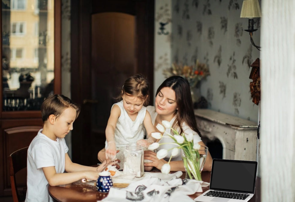Mental Health: How to Manage Kids and Working From Home During Quarantine