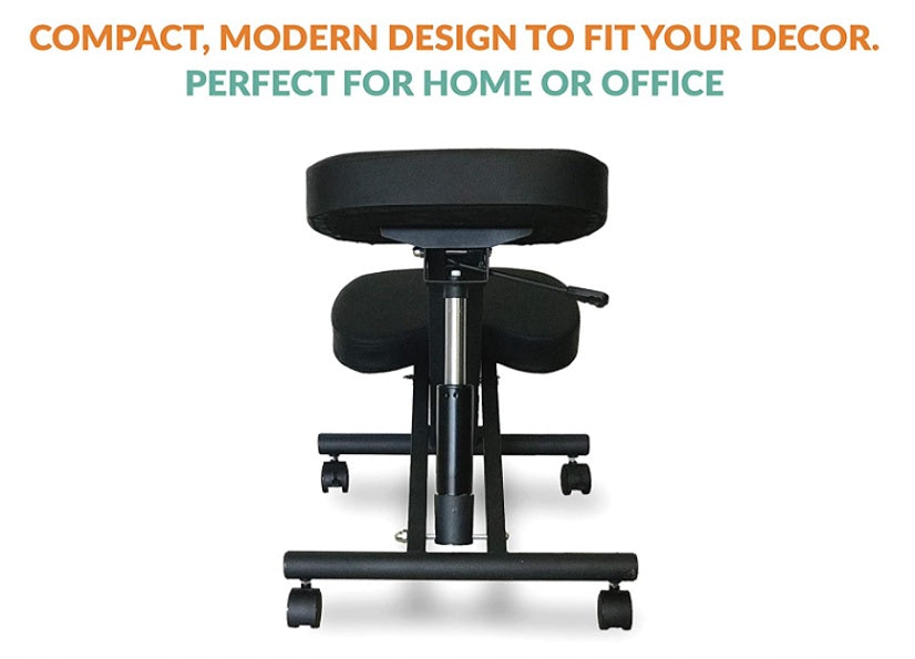 Healthy Posture Kneeling Back Chair Benefits