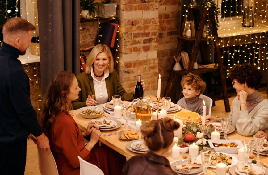 Tips on How to Stay Safe and Healthy this Christmas
