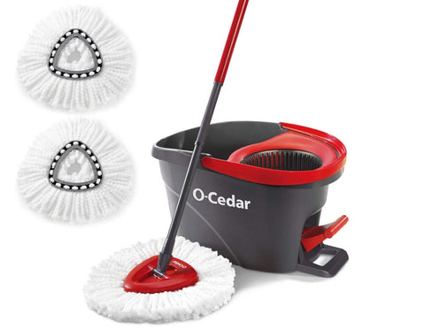 Cleaning Products 01 Spin Mop