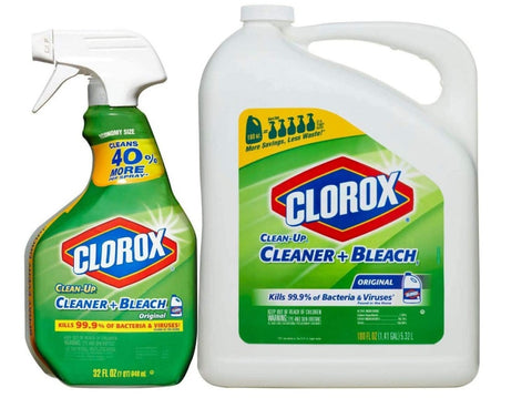 Cleaning Products 02 Clorox Clean-Up Spray
