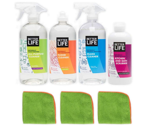 Cleaning Products 07 Cleaning Starter Kit