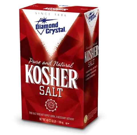 Cleaning Products 09 Kosher Salt
