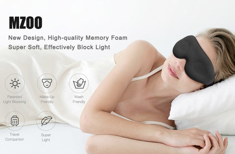 Stress: Causes, Effects, and Management - MZOO Sleep Eye Mask