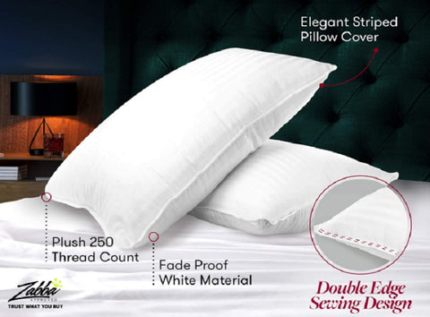 Stress: Causes, Effects, and Management - Beckham Hotel Collection Bed Pillows