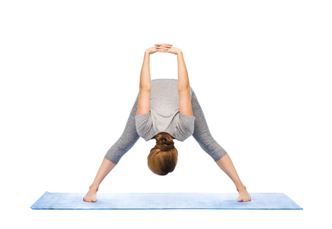 Yoga Forward Fold