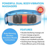 Felicity Oscillating Massage Belt with Heat internal