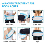 Felicity Oscillating Massage Belt with Heat