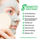 Konjac Facial Sponge Benefits