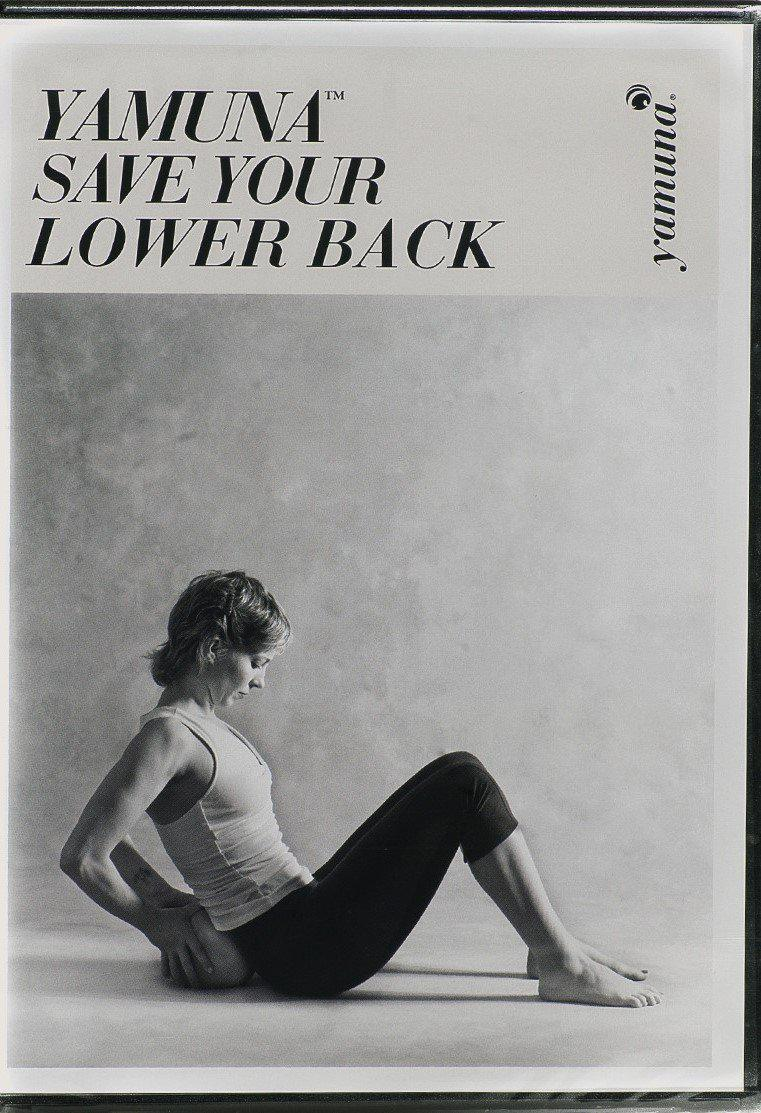 Yamuna Body Rolling Save Your Lower Back DVD