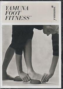Yamuna Foot Fitness DVD