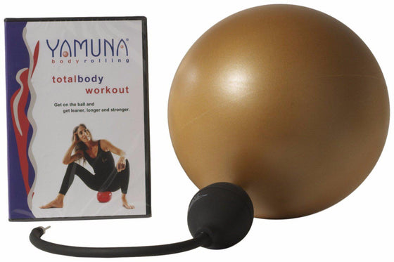 Yamuna Body Rolling Gold Beginner Kit