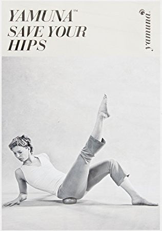 Yamuna Body Rolling Save Your Hips DVD