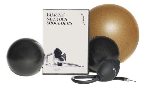 Yamuna Body Rolling Save Shoulders Kit