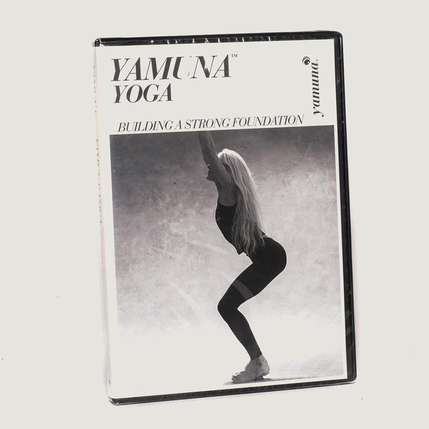 Yamuna Body Rolling Yoga DVD