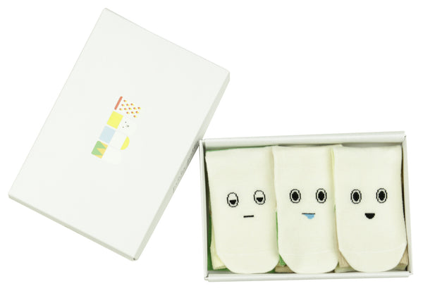 Three Pairs Gift Box, Box 2