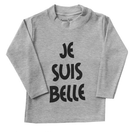 Je Suis Belle Long Sleeved Top ***3-6months left***