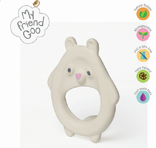 My Friend Goo Teether