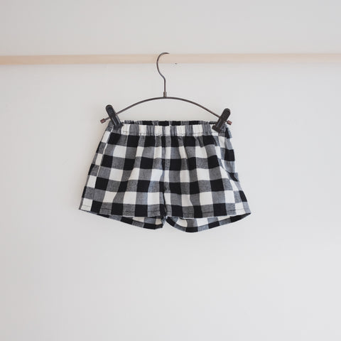 Gingham Shorts ***LAST ONE SIZE 2 YEARS***