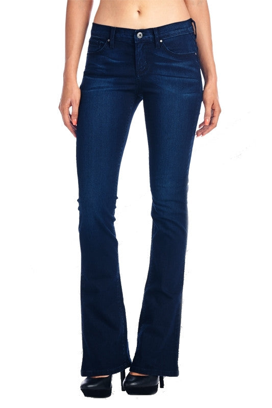 Jean Boot Cut Super Stretch